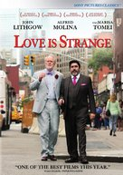 Love Is Strange - DVD cover (xs thumbnail)
