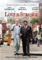 Love Is Strange - DVD movie cover (xs thumbnail)