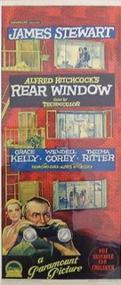 Rear Window - Australian Movie Poster (xs thumbnail)