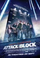 Attack the Block - Singaporean Movie Poster (xs thumbnail)