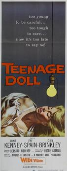 Teenage Doll - Movie Poster (xs thumbnail)