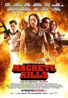 Machete Kills - Canadian Movie Poster (xs thumbnail)