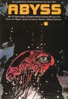 The Abyss - German Movie Poster (xs thumbnail)