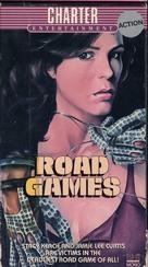 Roadgames - VHS movie cover (xs thumbnail)