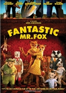 Fantastic Mr. Fox - DVD movie cover (xs thumbnail)