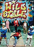 Wild Style - Movie Poster (xs thumbnail)