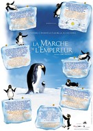 March Of The Penguins - French poster (xs thumbnail)