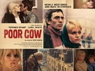 Poor Cow - British Movie Poster (xs thumbnail)