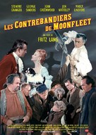 Moonfleet - French Re-release movie poster (xs thumbnail)