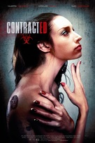 Contracted - French Movie Poster (xs thumbnail)