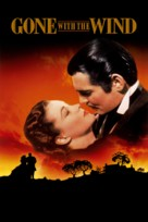 Gone with the Wind - Never printed movie poster (xs thumbnail)