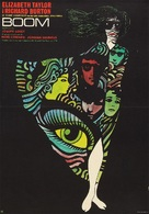 Boom - Polish Movie Poster (xs thumbnail)