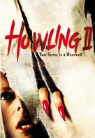 Howling II: Stirba - Werewolf Bitch - DVD cover (xs thumbnail)