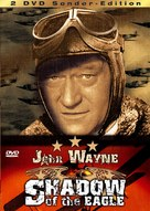 The Shadow of the Eagle - German DVD cover (xs thumbnail)