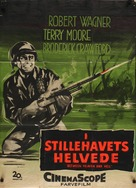 Between Heaven and Hell - Danish Movie Poster (xs thumbnail)