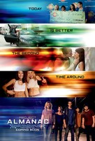 Project Almanac - Movie Poster (xs thumbnail)