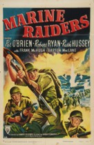 Marine Raiders - Re-release poster (xs thumbnail)