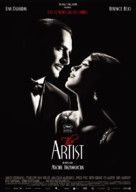 The Artist - Austrian Movie Poster (xs thumbnail)