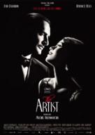 The Artist - Austrian Movie Poster (xs thumbnail)