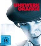 A Clockwork Orange - German Blu-Ray movie cover (xs thumbnail)
