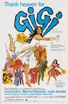 Gigi - Re-release poster (xs thumbnail)