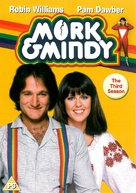 """Mork & Mindy"" - British DVD movie cover (xs thumbnail)"