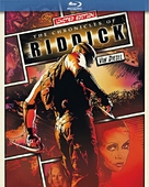 The Chronicles of Riddick - Blu-Ray movie cover (xs thumbnail)