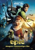Epic - Norwegian Movie Poster (xs thumbnail)
