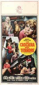 The Last Voyage - Italian Movie Poster (xs thumbnail)