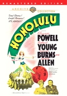 Honolulu - Movie Cover (xs thumbnail)