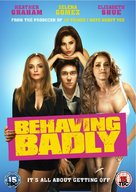 Behaving Badly - British DVD movie cover (xs thumbnail)