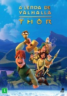 Hetjur Valhallar - Þór - Brazilian Movie Cover (xs thumbnail)