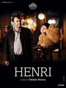Henri - French Movie Poster (xs thumbnail)