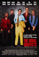 The Usual Suspects - Movie Poster (xs thumbnail)