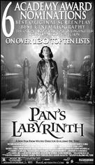 El laberinto del fauno - poster (xs thumbnail)