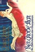 The Divine Woman - German Movie Poster (xs thumbnail)