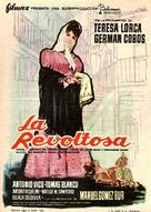 Revoltosa, La - Mexican Movie Poster (xs thumbnail)