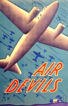 Air Devils - British Movie Poster (xs thumbnail)