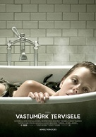 A Cure for Wellness - Estonian Movie Poster (xs thumbnail)