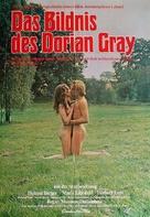 Das Bildnis des Dorian Gray - German Movie Poster (xs thumbnail)