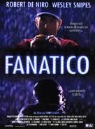 The Fan - Spanish Movie Poster (xs thumbnail)