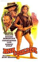 Hannie Caulder - Spanish Movie Poster (xs thumbnail)