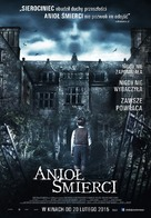The Woman in Black: Angel of Death - Polish Movie Poster (xs thumbnail)