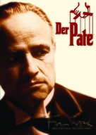 The Godfather - German Movie Cover (xs thumbnail)