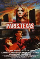 Paris, Texas - Belgian Movie Poster (xs thumbnail)