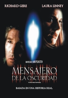 The Mothman Prophecies - Argentinian DVD cover (xs thumbnail)