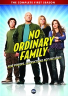 """No Ordinary Family"" - DVD cover (xs thumbnail)"