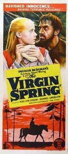 Jungfrukällan - Australian Movie Poster (xs thumbnail)