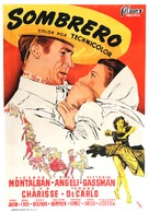 Sombrero - Spanish Movie Poster (xs thumbnail)