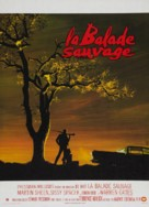 Badlands - French Movie Poster (xs thumbnail)